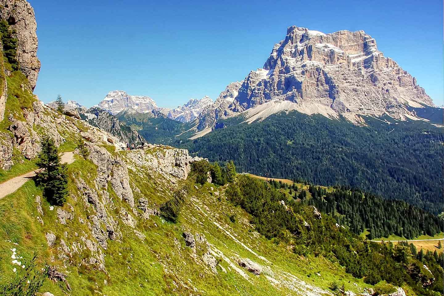 Dolomite High Route no.1 - Civetta