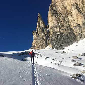 Ski Mountaineering to Mount Sief