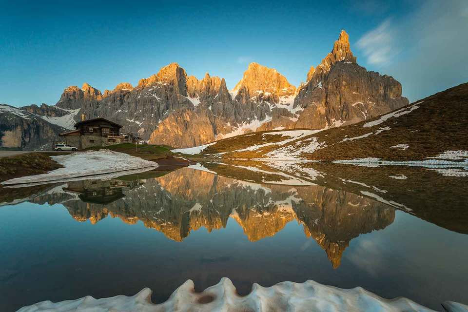 Paneveggio-Pale di San Martino Natural Park - Author: Marco Zaffignani